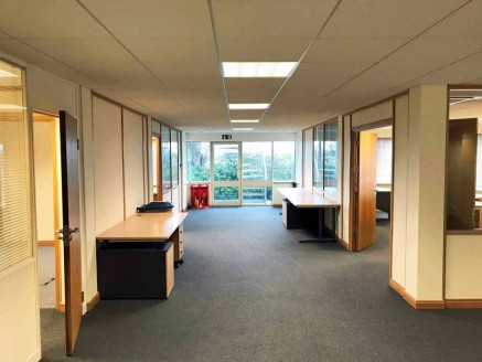 Offices for sale or to let at Ground Floor, West House, Braeside Business Park - 2,025 sq ft Description Strategically located overlooking Holes Bay and within half a mile of the town centre, the Business Park is situated adjacent to the A350, offeri...