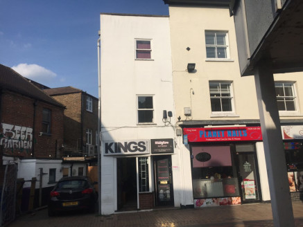 The property is located in King Street, at the western end of Maidenhead Town Centre, within a minutes walk of the prime shopping location of the Town Centre. Junction 8/9 of the M4 is located approximately 2 miles from the property, with Maidenhead....
