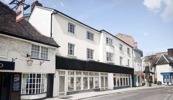 The two shops form part of the former Litten Tree public house which is being refurbished to provide two adjoining, self-contained ground floor units and residential flats above.  The shops will be completed to a shell condition incorporating a fitte...