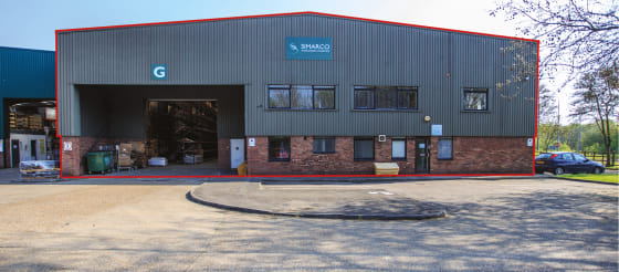 The property has been extensively refurbished and comprises of a single-storey warehouse unit of steel frame construction with brick and blockwork walls and insulated panels above, all under a pitched roof with translucent roof panels. The warehouse...