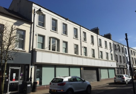 18/20 Church Street, Ballymoney, BT53 6DL, | OKT (O'Connor Kennedy Turtle) - Commercial Property Consultants
