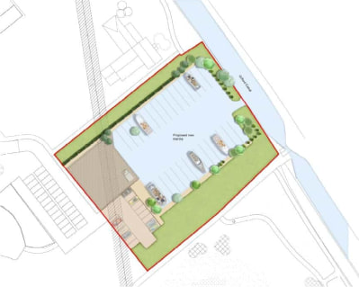 Compromising 0.5 hectares, the land fronts the Oxford Canal in Banbury and will be serviced for development as part of the newly developed Longford Park, a 185 acre mixed use scheme which will total over 1070 new houses and a new neighbourhood compro...