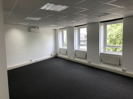 Suite 1 is a 492 Sq Ft office suite which has recently undergone an extensive refurbishment and is located on the first floor within a well maintained property. The available suite is open plan and benefits from air conditioning with shared kitchen a...