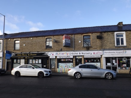 LOCATION\n\nThe property is situated on Colne Road (A68) in an established retail locality with other occupiers in the vicinity including KFC, Lidl, Home Bargains. Colne Road is approximately one mile from the amenities of Burney Town Centre....