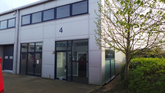 This end-terrace business unit was completed just over 10 years ago and has recently been fully refurbished to provide good quality light industrial/storage space on the ground floor along with high quality office accommodation on the first floor tot...