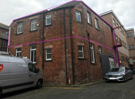 100% Business Rates Relief** **City Centre Location** **Suitable for a Variety of Uses** First floor accommodation which is due to be refurbished shortly, with access off English Street at the heart of Carlisle. Terms: Rent: £7,500 p.a. Size: 1...