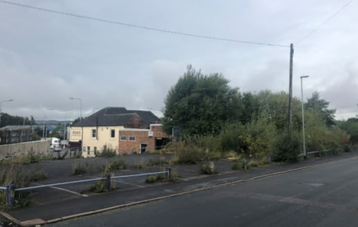 A former car park suitable for a variety of uses subject to planning.  0.36 Acres  Seeking Offers in Excess of £100,000.