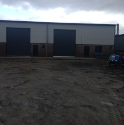 Modern trade counter/commercIal unIts from 3,000sq ft to 7,000sq ft. * ThIs hIgh profIle new commercIal development Is promInently sItuated frontIng onto Parys Road In the establIshed trade counter/commercIal quarter of Ludlow....