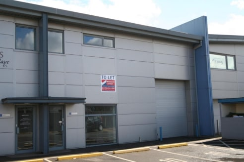 Ergo Business Park is located close to both Junction 15 and 16 of the M4 Motorway. The units occupy a prominent location on Greenbridge Road, in the heart of the Swindon business district.