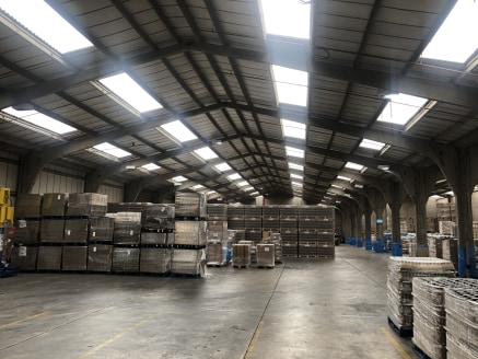 A warehouse / industrial Unit available on flexible terms  In a Tier 2 Assisted Area  24,469 sq ft  Rent Passing £104,125 per annum