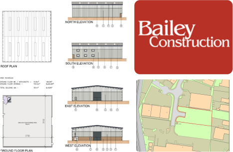 Esteemed developers, Bailey Construction, will construct the units on a design and build basis to suit individual occupier requirements.   The developers are able to deliver a bespoke solution in line with operational requirements, however, all units...