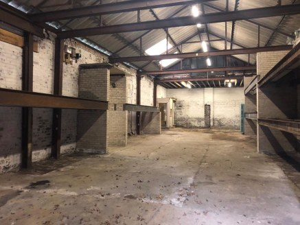 Situated in a predominantly residential area, close to St Helens town centre and with easy reach of both Manchester and Liverpool via the A580.  A substantial industrial warehouse measuring:  Main floor area: 179.22sqm / 1929 sqft  Ancillary space: 1...