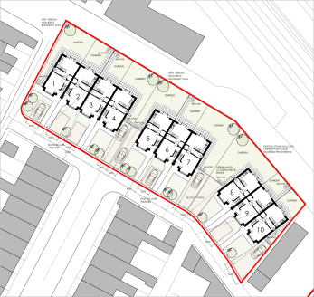 The site is situated on Regent Street, Carlisle on the edge of a densely populated residential area. Immediately adjacent to the north is the main Virgin West Coast rail line. The land comprises a regular shaped, brownfield development site with plan...