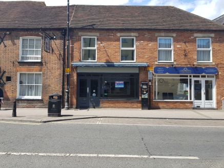 The property comprises a mid-terrace brick built shop comprising ground floor sales area, rear kitchen, office/store and WC facility.  The property is well fitted to include serving counter complete with sink, modern décor and fitted kitchen to the r...