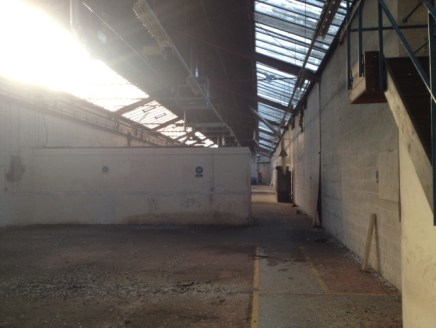 Under Offer]\nINDUSTRIAL warehouse premises with mezzanine level and large THREE PHASE POWER...