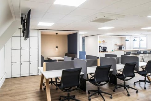 Fully Managed Business Centre
