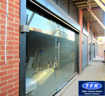 Key Features\n* Prominent location with high visibility and footfall.\n* Rear access\n* Electric roller shutters\n* Design to suit\n\nLocation\n\nThe Silk Plaza is a new development comprising various retail units over ground and first floor level......