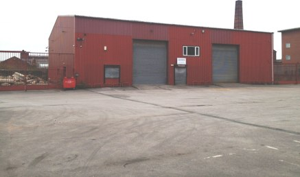 Unit 27 Campbell Street Industrial Estate, Preston, PR1 5LX