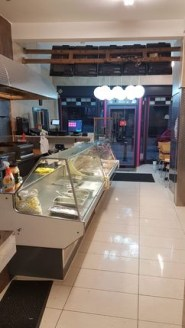 Available immediately<br><br>Location: Located in the popular High Town area of Luton is this Multi-cuisine takeaway, currently serving a range of kebab's and salads. Description: Metal framed window and door to front elevation, leading to, Front sea...