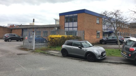 The property comprises a warehouse premises with double storey offices to the front beneath a flat roof with warehouse accommodation to the rear beneath a pitched asbestos sheet roof. In addition, there is a small extension to the side of the propert...