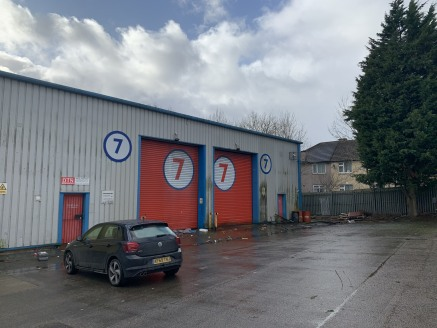 The property comprises an industrial/warehouse unit being constructed on a steel portal frame with block and metal sheet clad walls and under a pitched sheet clad roof incorporating translucent panels.  Internally, the accomodation comprises open pla...