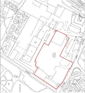 OPEN STORAGE LAND - INCOME PRODUCING WITH REDEVELOPMENT POTENTIAL