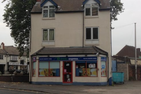 Freehold three story building with running business and accommodation above great opportunity for some one to buy a business that is running takings £7500 per week stock available at cost ideal location near to town centre must be viewed...