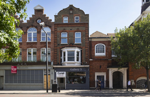 The property is located on the eastern side of Upper Street and close to the junction with Gaskin Street. Upper Street is the main commercial thoroughfare of Islington with its wide variety of retail shops, restaurants and bars. Nearby occupiers incl...