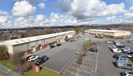 Steel portal frame construction. Integral office accommodation. Dedicated pedestrian access. Electronic loading doors. 6.4m eaves. Dedicated loading and parking. Secure gated access. Within 1 mile of the M62 Motorway.