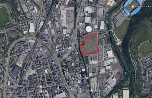 Excellent centrally located car parking land available on contract at £300 per space per annum (exclusive of business rates)