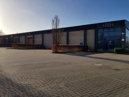 The premises comprise two modern attached industrial/warehouse units benefiting from 2 storey offices. Units 9 & 10 were built in the 1990's and have an eaves height of 6.00m. Each unit has loading from the front elevation with additional parking to...