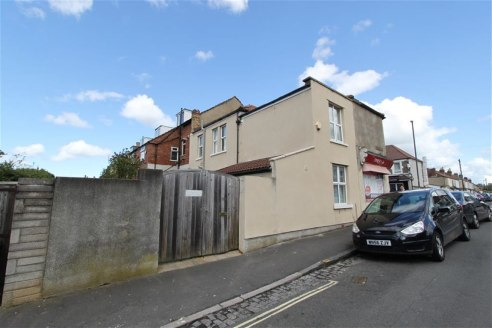 A substantial end of terrace mixed use investment property arranged as a ground floor shop, a large first floor 2 bedroom flat and a rear 1 bedroom maisonette. In addition the property benefits from a large and enclosed courtyard to the rear. The pro...