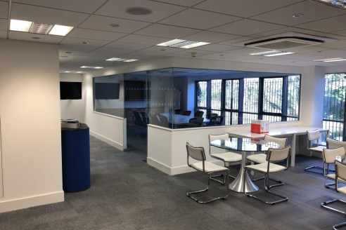 The premises provide a modern, high quality industrial business accommodation in Central Guildford, with a good eaves height and high quality air conditioned office accommodation in a stunning riverside location overlooking the River...