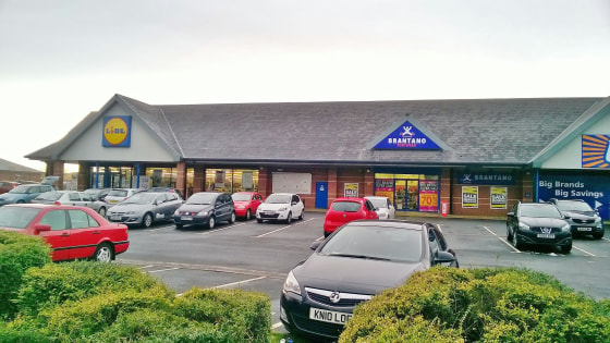 Retail Unit To Let, Albion Retail Centre, Blyth, Northumberland, NE24 5BS