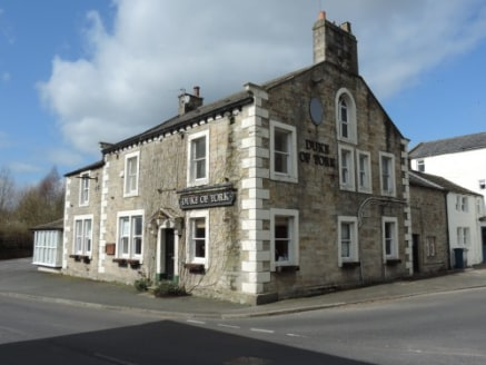 A substantial stone built grade II listed former public house and restaurant in a picturesque Ribble Valley village location.\n\nThe property has its accommodation arranged over four floors with a cellar, pub/restaurant and kitchen on the ground floo...