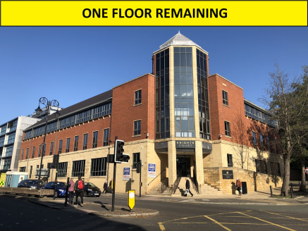 GROUND FLOOR REMAINING - 2,000 - 6,400 sq ft  Modern, open plan offices in a prominent building within Chester city centre. Fully refurbished and available for immediate occupation.   Ground floor available. Total 6,400 sq ft.   Can be split from 2,0...