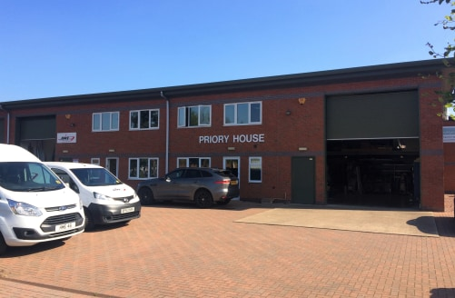 A 5,366 sq ft industrial investment. Guide price £480,000 currently producing £36,000 per annum. Let on a new 10 year lease from September 2018 without any break options.