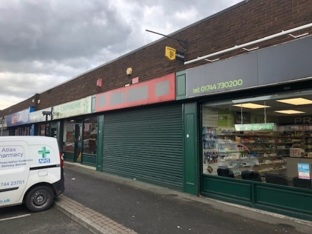 Prominent retail unit to let in busy shopping area comprising 873 sq ft.  The premises are available by way of a new full repairing and insuring lease at an annual rental of £15,000 per annum.