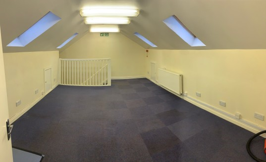 The Stables, based in the Old Court Yard is a small commercial development, part of the award winning Bank House Studios complex.  We only have one office space available!! So viewing is essential.  Situated on the second floor, this 379 sq ft office...