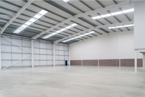 New industrial/warehouse unit