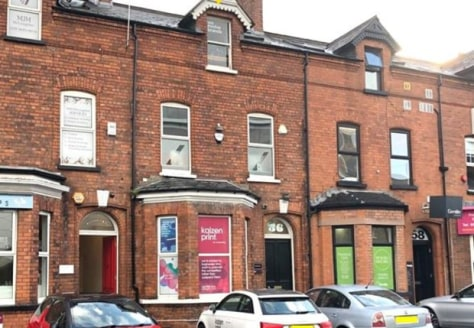 56 Lisburn Road, Belfast, BT9 6AF, | OKT (O'Connor Kennedy Turtle) - Commercial Property Consultants
