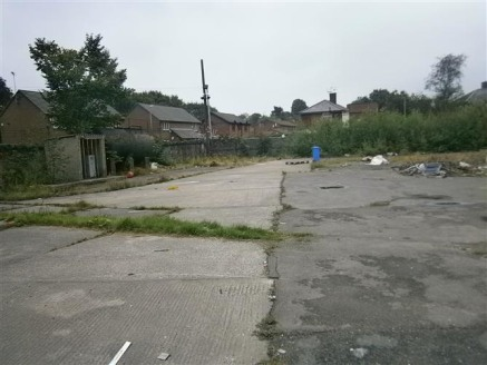 The property comprises a former commercial vehicle compound extending to 0.34 acre (0.138 hectare). It is fully secure with large gated access off Hollin Bridge Street, into a concreted yard area. Accommodation We have calculated the site area to be....