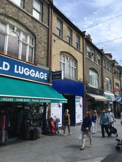 The property currently provides a well proportioned retail unit of 1340 sq ft (125 m2) together with ancillary upper parts of 4 large rooms and wc, which have previously been used for offices and storage. There is a rear service area in Greenhill Way...