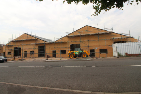 Newly Constructed Industrial / Warehouse Premises in SMETHWICK Between 1,885 ft2 up to 7,540...