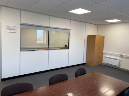 Flexible Office Accommodation With Parking