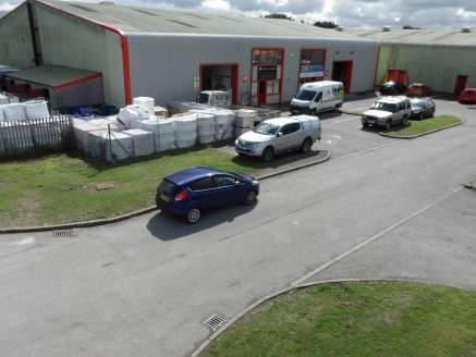 A modern trade counter/industrial unit situated on a well established trading estate on the Isle of Anglesey with occupiers including Wolseley, Eurocell, TN Robinson, CES & Huws Gray  5,338 sq ft with compound  Further compound area up to 1 acre also...
