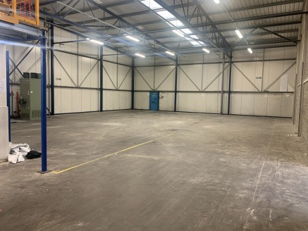 Modern Industrial / Warehouse Units comprising a total of 9,728 sq. ft. The units are semi detached and sit within Belmont Business Park occuying a prominent position within the estates.
