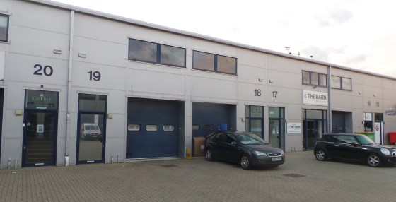 This is a modern mid-terraced industrial unit of approximately 990 sq.ft. in total. The ground floor provides 692 sq.ft. of accommodation including WC and there is an open plan mezzanine storage/office area of 298 sq.ft.