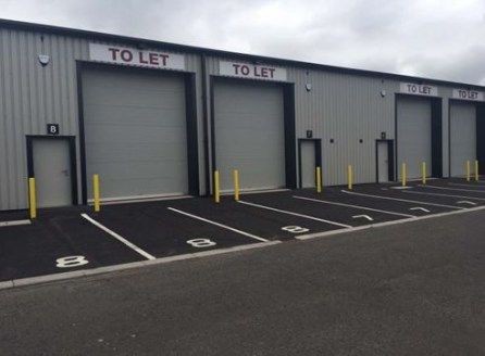 The development was completed in 2016 and comprises a terrace of new industrial workshop units. Unit 7 benefits from a mezzanine floor with 5Kn loading capacity, 3 phase electricity supply, security alarm and a maximum eaves height of 6.8 m. The unit...