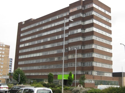 Crown House comprises a nine storey purpose built office block constructed in the 1970s being accessed from a shared ground floor lobby/reception area. The accommodation is offered on a floor by floor basis or in larger combinations. Consideration wi...